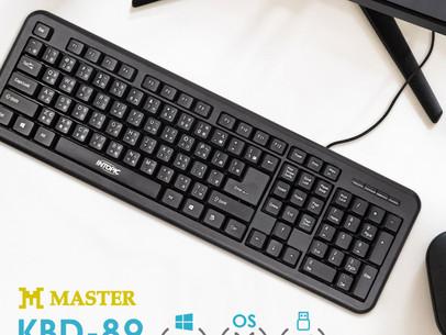 廣鼎 INTOPIC KBD-89 USB標準鍵盤