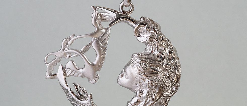 Children of Lir pendant