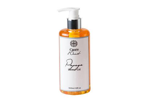 Papaya Shower Gel
