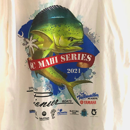 2021 SC Mahi Series T-Shirt