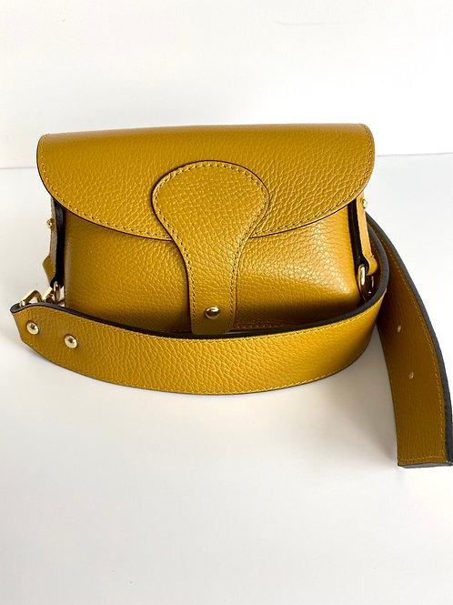 Mustard Chunky Strap Bag