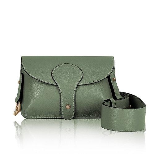 Sage Green Chunky Strap Bag