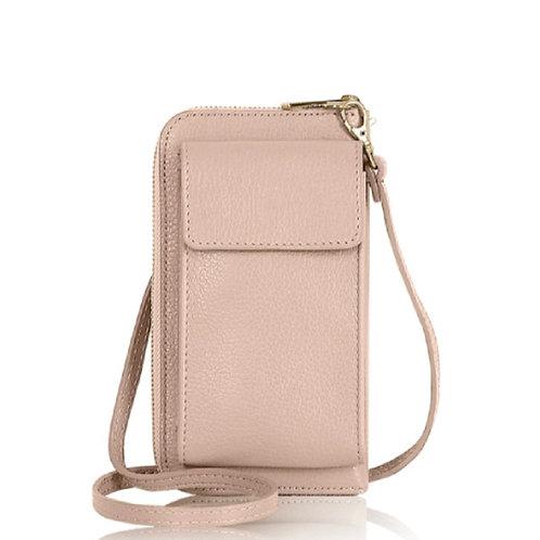 Blush Wallet/ Crossbody Phone Bag