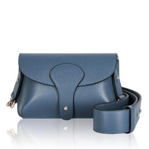 Denim Chunky Strap Crossbody Bag