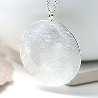 02717L1 Long Silver Disc Necklace.jpg