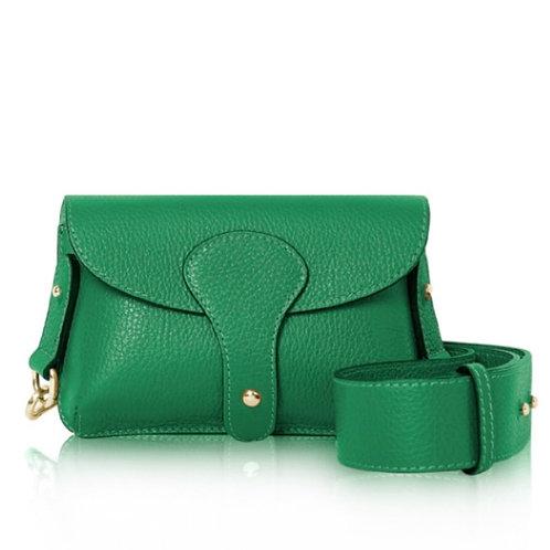 Bright Green Chunky Strap Bag