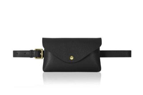 Black Belt/ Crossbody Bag