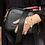 Thumbnail: Black Double Zip Crossbody Bag