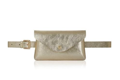 Gold Belt/ Crossbody Bag