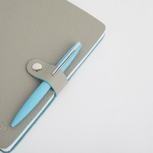 Mushroom & Blue Notebook & Pen Set