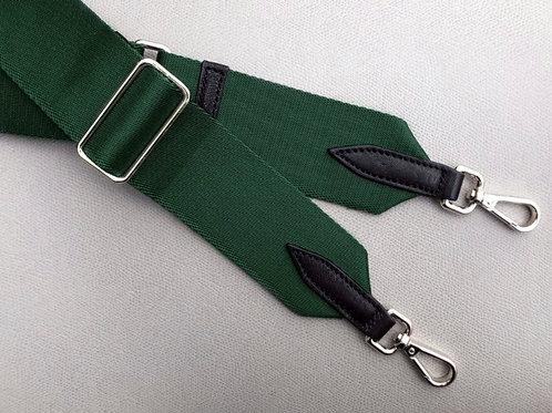 Plain Green Bag Strap