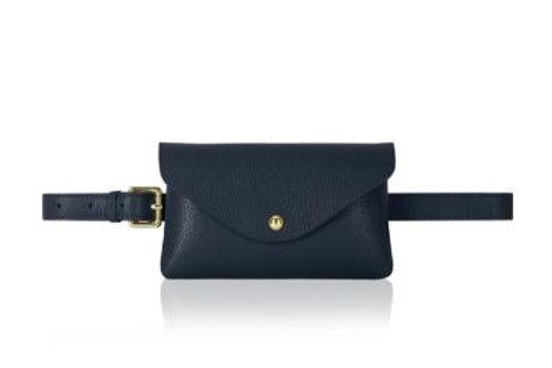 Navy Belt/ Crossbody Bag