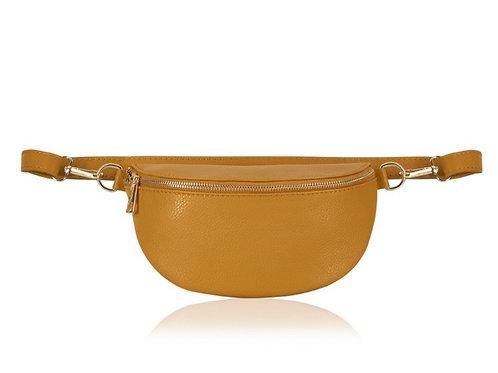 Mustard Crossbody/ Waist Bag