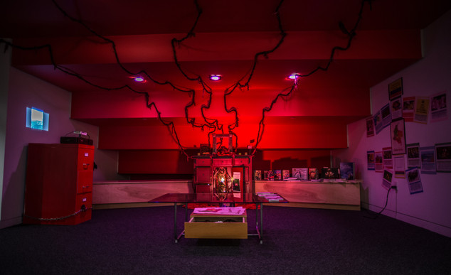 Zoë Klein Born, Never Asked. Gallery
