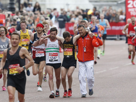 The Charity Sector Resilience Marathon 2020 - ?
