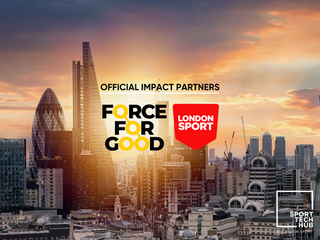 A partnership for good | London Sport named as official partner of world's 1st social impact network