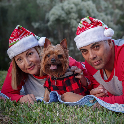 José, Nayya and T-Bo