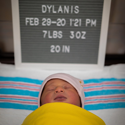 Dylanis First 48