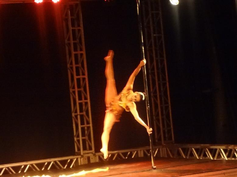 I Campeonato Mineiro de Pole Dance