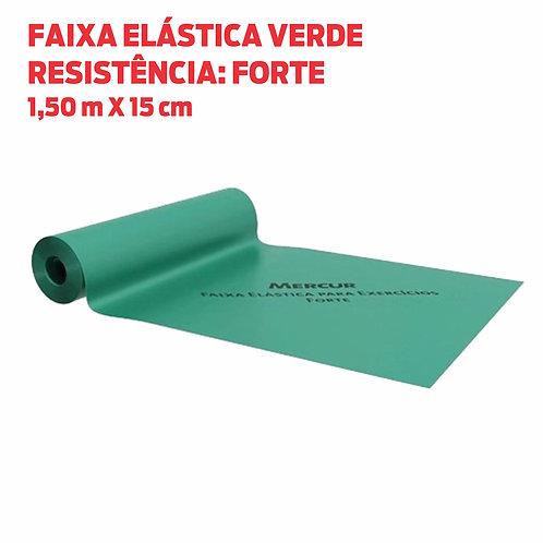 FAIXA ELÁSTICA VERDE (FORTE)