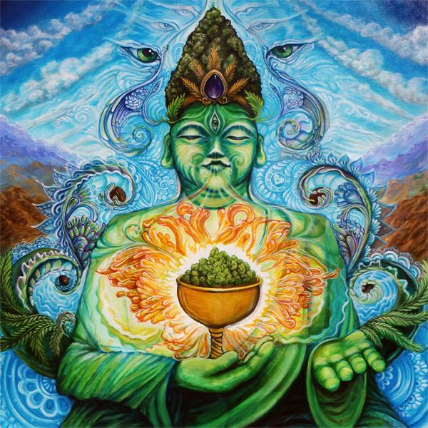 """""""Cannabis Cup BUDdha"""""""