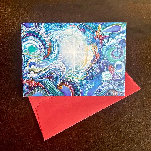 Love Child Greeting Card