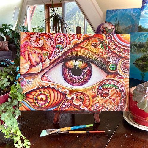 Reflection 5 ~ Canvas Print