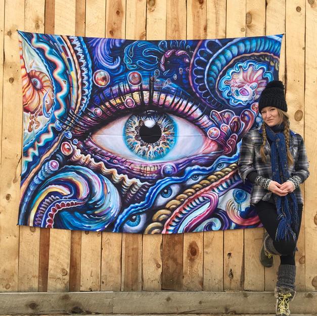 Tapestries, Yoga Mats & More