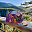 Thumbnail: Butterfly Purple Snapback Hat