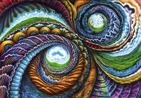 """""""Inner Worlds"""""""