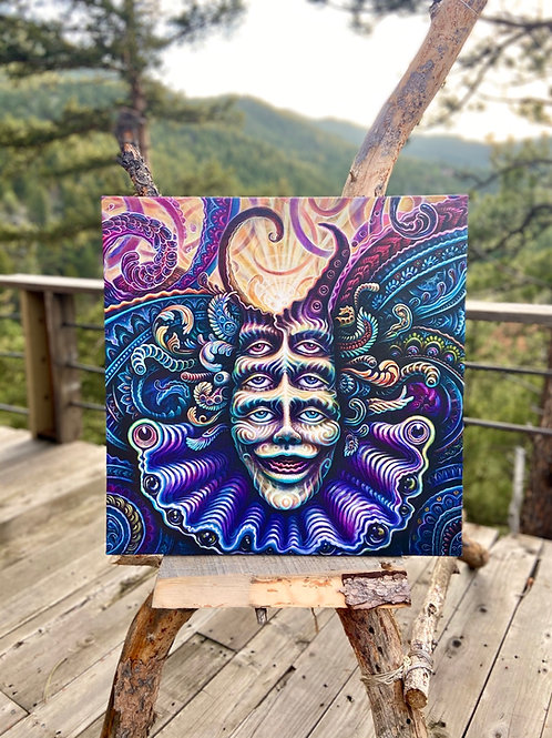 Are You Shpongled? ~ Canvas Print