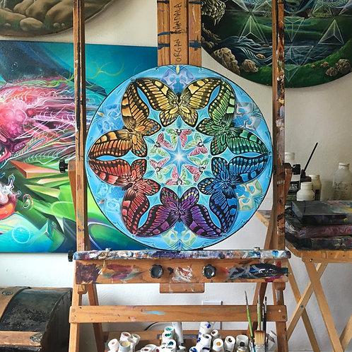 Metamorphosis ~ Canvas Print