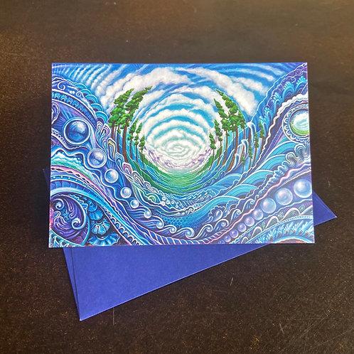 Wander Greeting Card