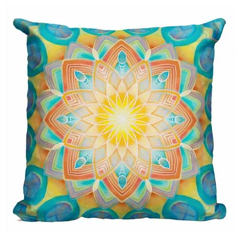 Union Mandala Pillow