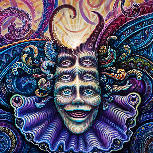 Are You Shpongled ~ Paper Print