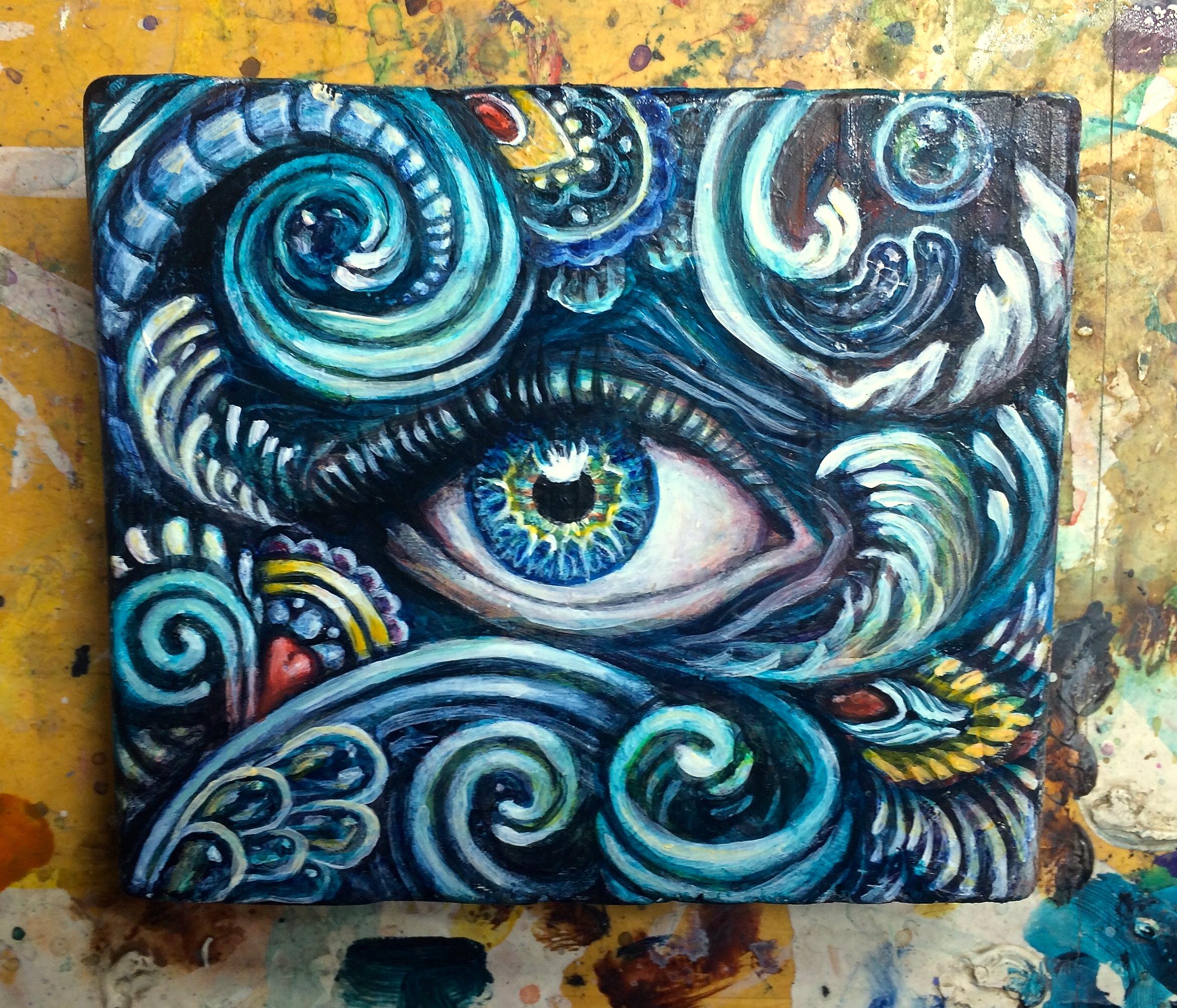 """""""Unity Eye"""""""