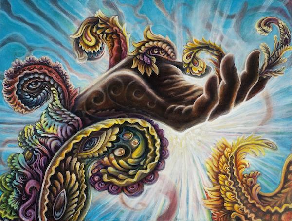 """""""Hand of Lakshmi"""""""