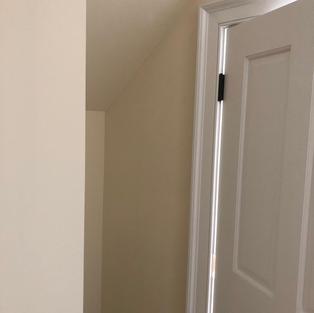 reproduction door jam and door.JPG