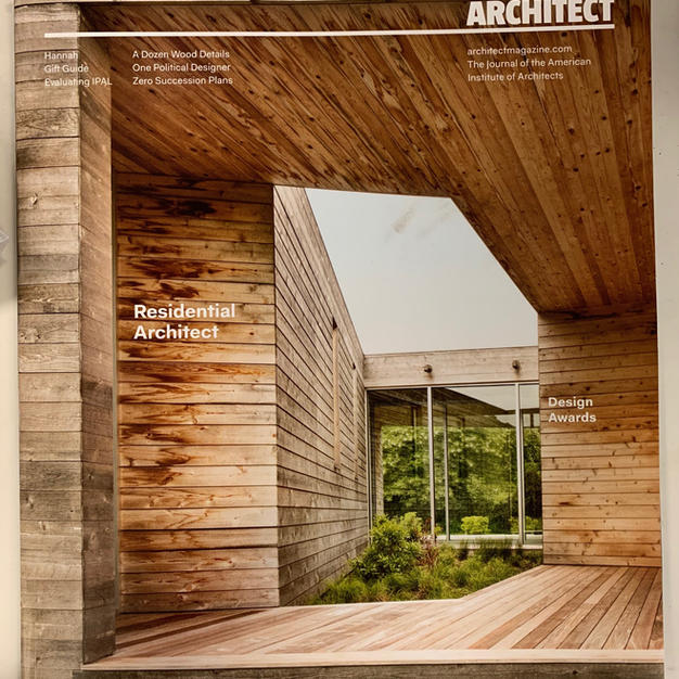 ShelterIsland - Architect Magaize featur