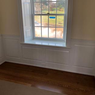 Window Surround and Wainscoating.JPG