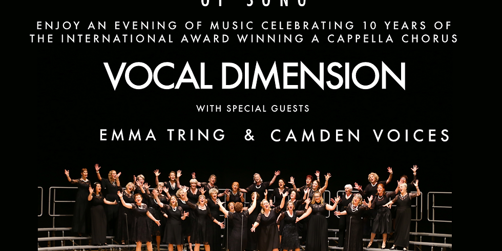 POSTPONED: Vocal Dimension 10 Years of Song