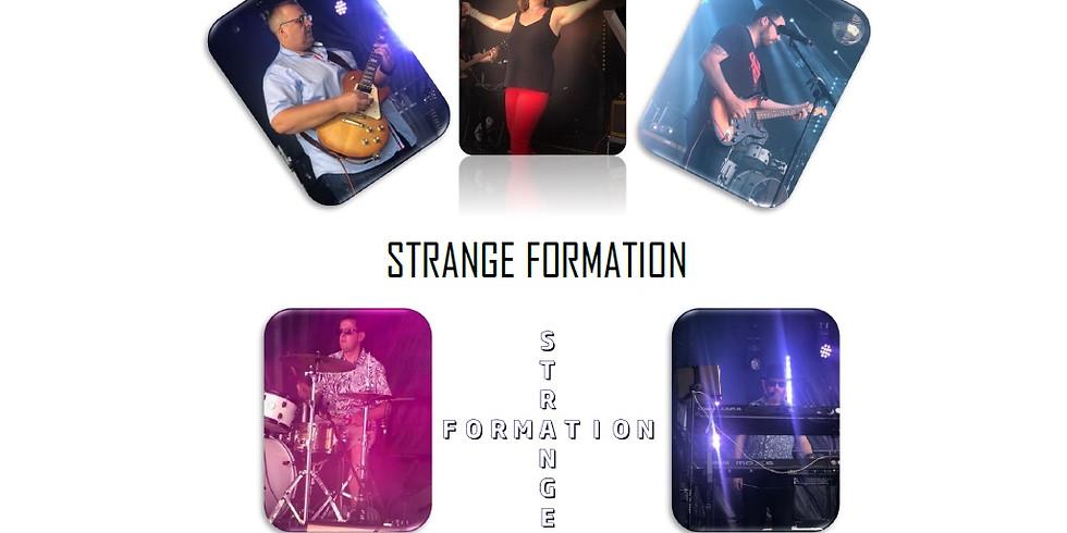 Strange Formation, Live Rock Band