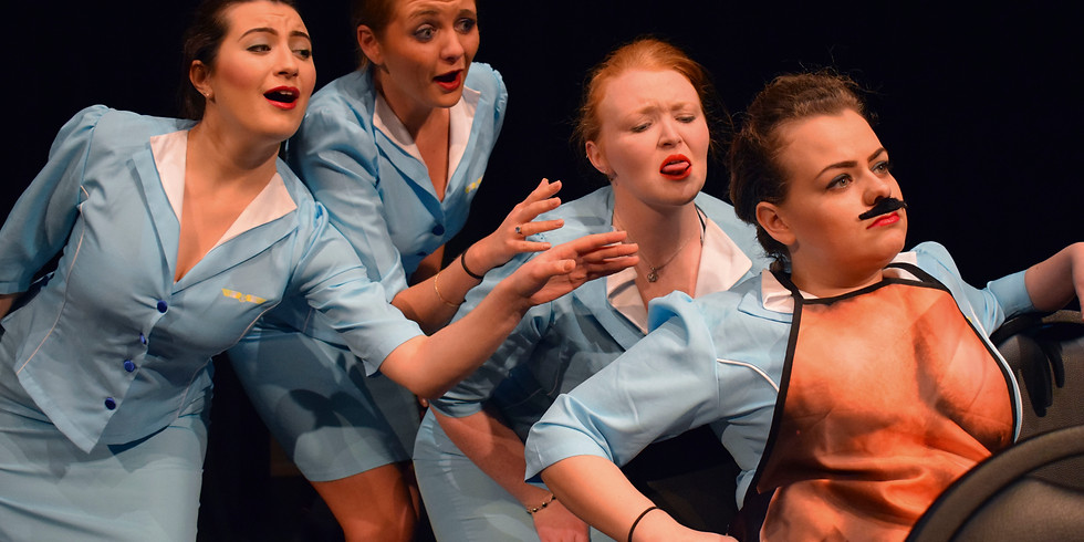 Not All Plane Sailing - by GASP! Theatre Company