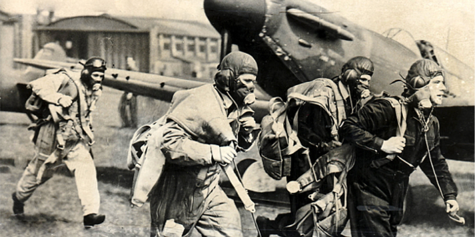 SOLD OUT: We'll Meet Again - an Evening of History about World War Two