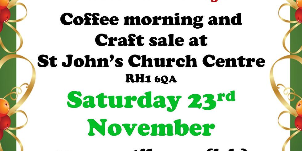 A Good Yarn's Pre-Christmas Coffee Morning and Craft Sale