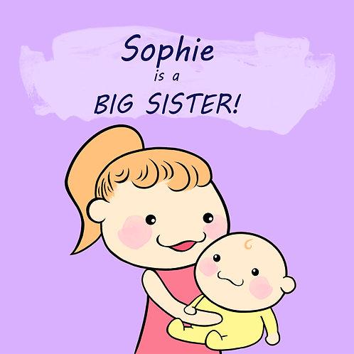 Big Sibling Book