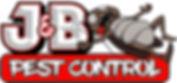 image ofJ&B Pest Control logo
