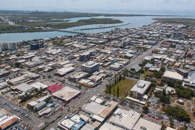 image of Mackay Ariel View