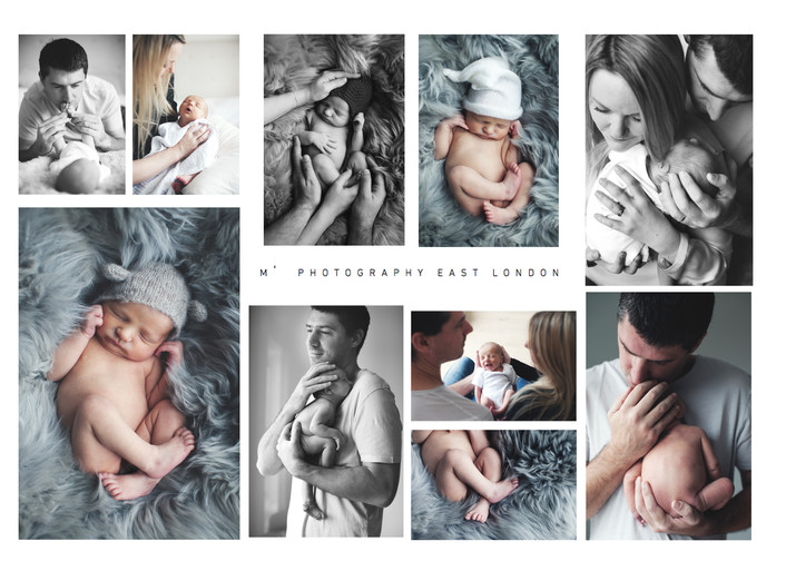Maternity and newborn photography | from bump to baby with the lovely Miss S