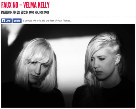 ICanGiveYouHouse - Faux No - Velma Kelly